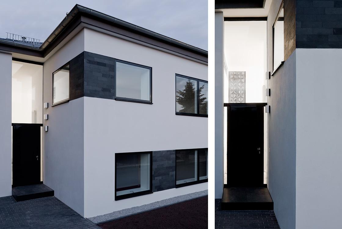 Architektur und Raum: Umbau und Sanierung Villa in Berlin