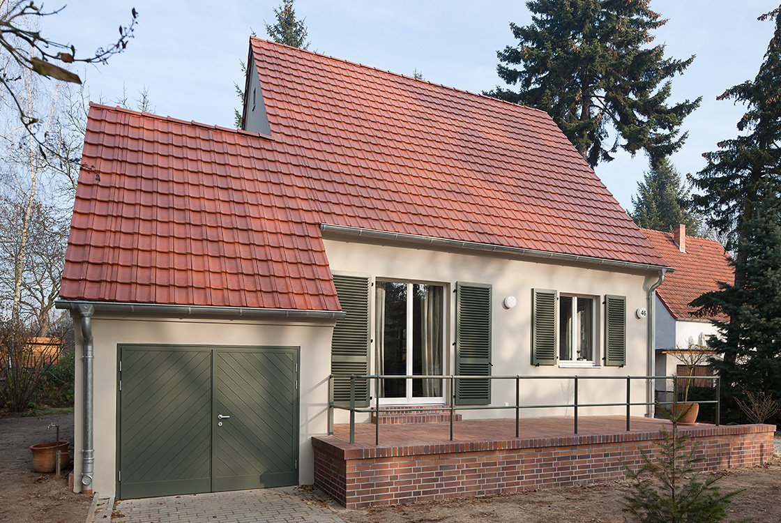 Haus umbauen for Haus architektur