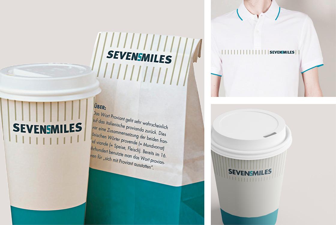 Marke: Markenentwicklung und Markenraum SevenSmiles