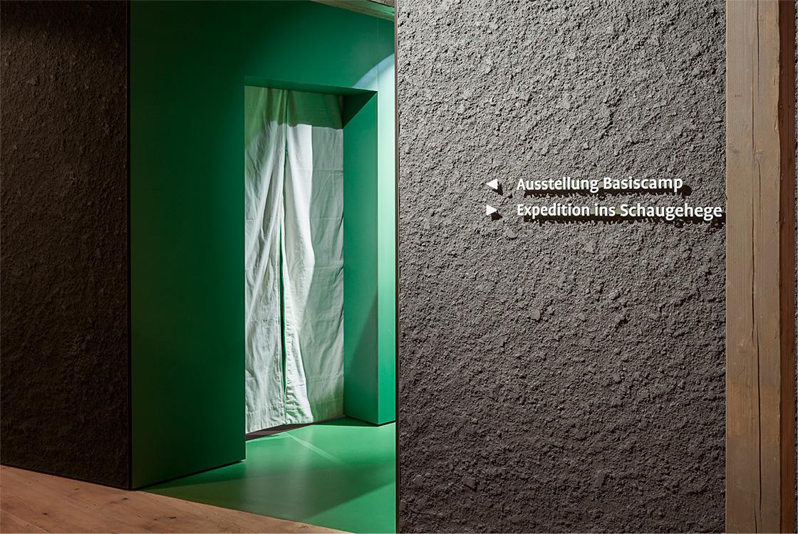 Ausstellungsgestaltung: Ein Stück Wildnis Döberitzer Heide Heinz Sielmann Stiftung 1