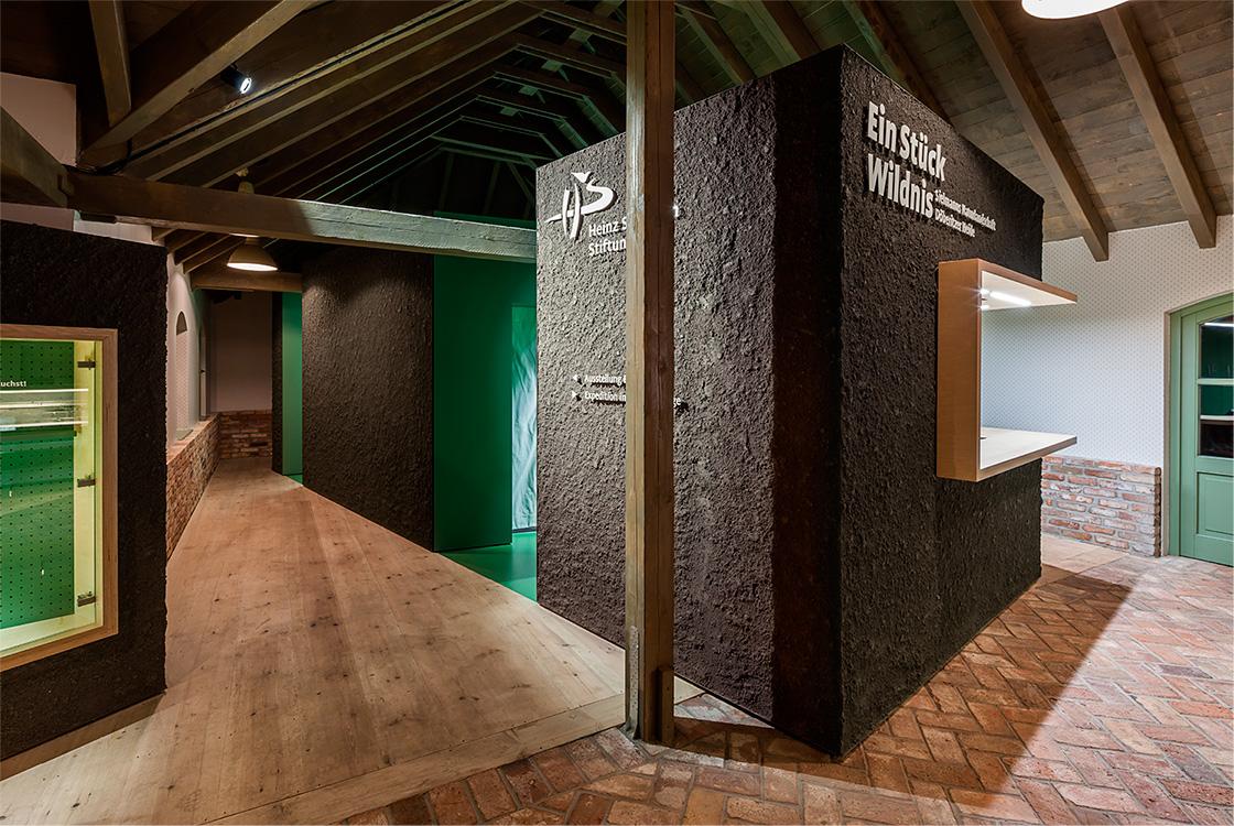 Ausstellungsgestaltung: Ein Stück Wildnis Döberitzer Heide Heinz Sielmann Stiftung 3