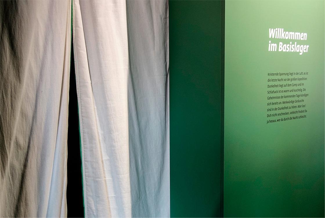 Ausstellungsgestaltung: Ein Stück Wildnis Döberitzer Heide Heinz Sielmann Stiftung 5