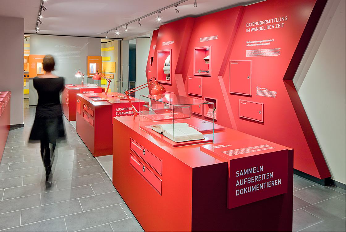 Ausstellungsgestaltung: Wettermuseum Lindenberg 010