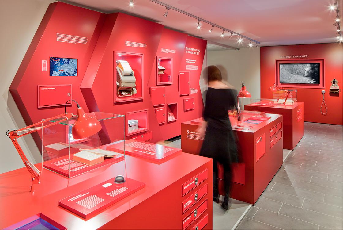 Ausstellungsgestaltung: Wettermuseum Lindenberg 011