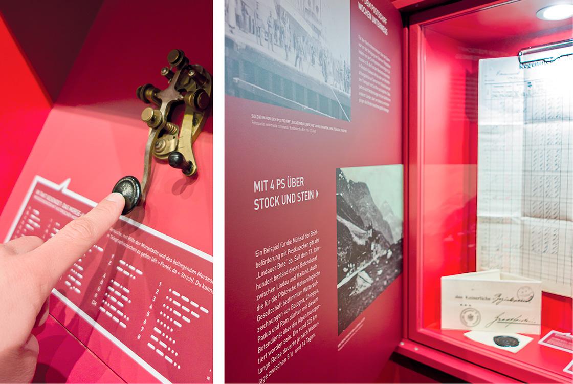 Ausstellungsgestaltung: Wettermuseum Lindenberg 013
