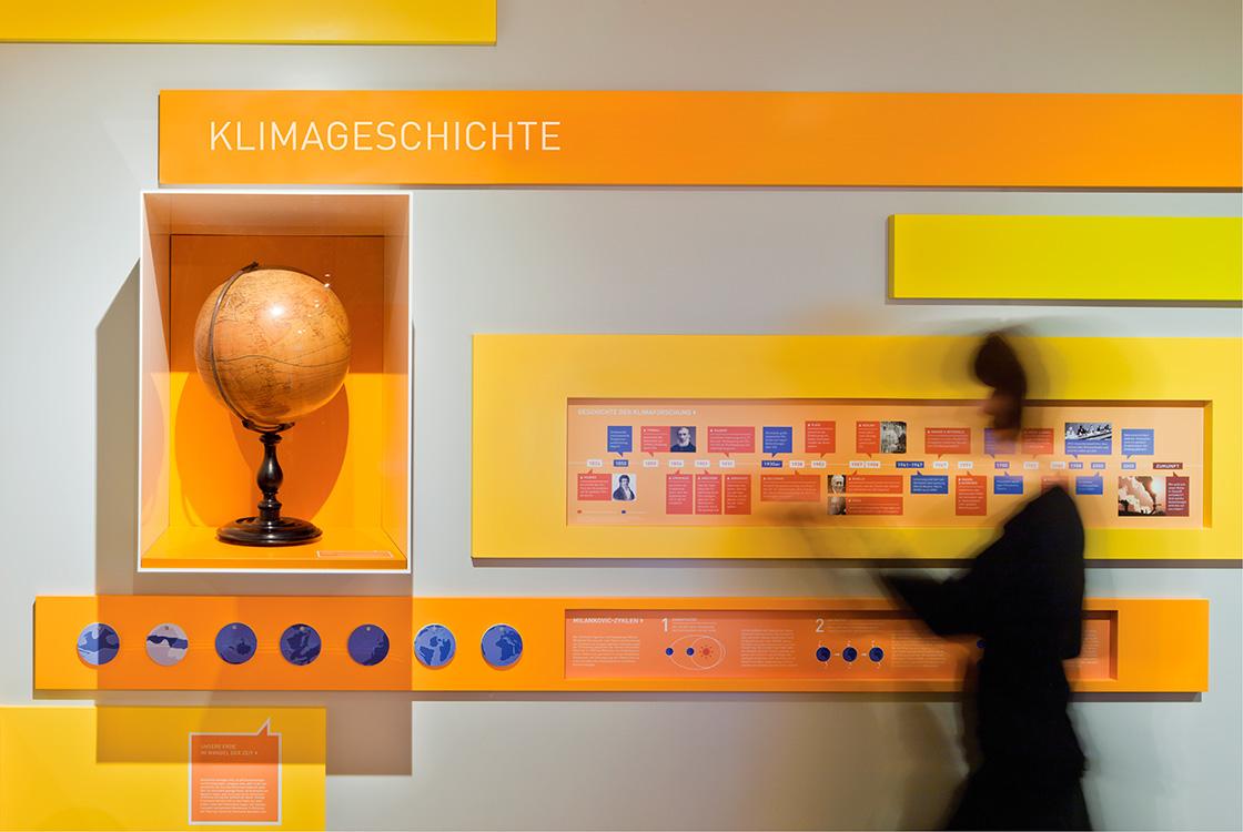 Ausstellungsgestaltung: Wettermuseum Lindenberg 012