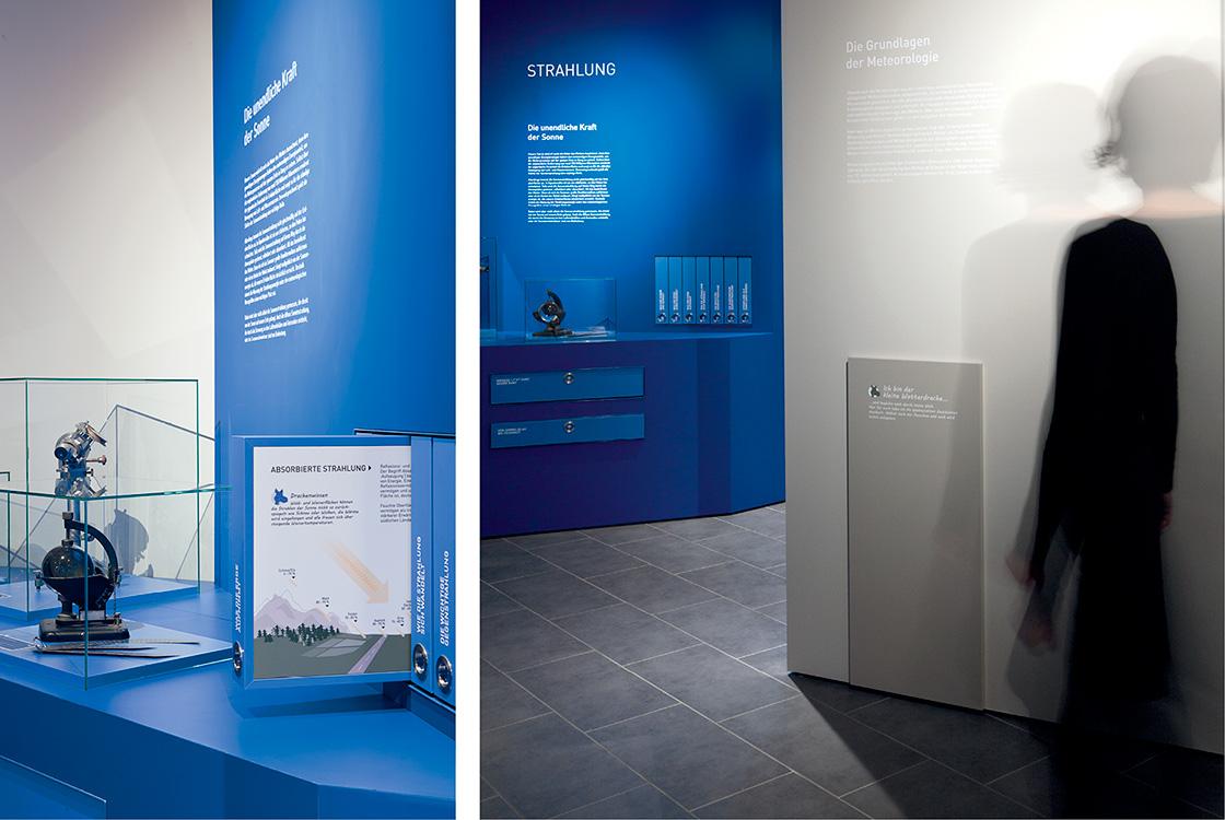 Ausstellungsgestaltung: Wettermuseum Lindenberg 03