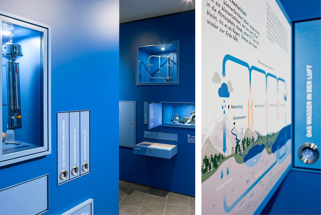 Ausstellungsgestaltung: Wettermuseum Lindenberg 07