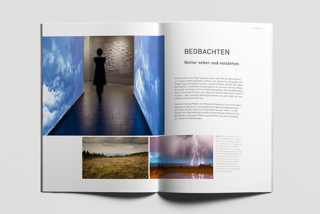 Grafik und Kommunikation: Ausstellungskatalog Wettermuseum Lindenberg 03