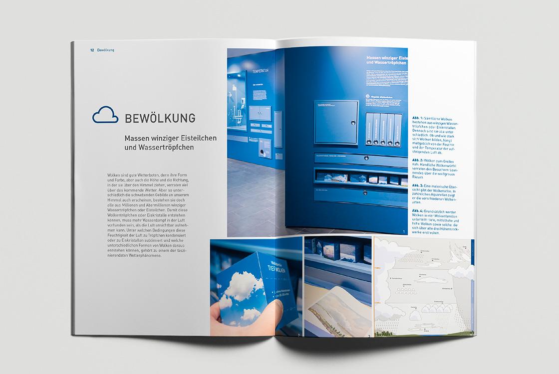 Grafik und Kommunikation: Ausstellungskatalog Wettermuseum Lindenberg 04