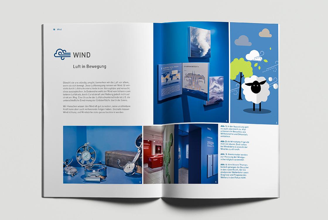 Grafik und Kommunikation: Ausstellungskatalog Wettermuseum Lindenberg 05