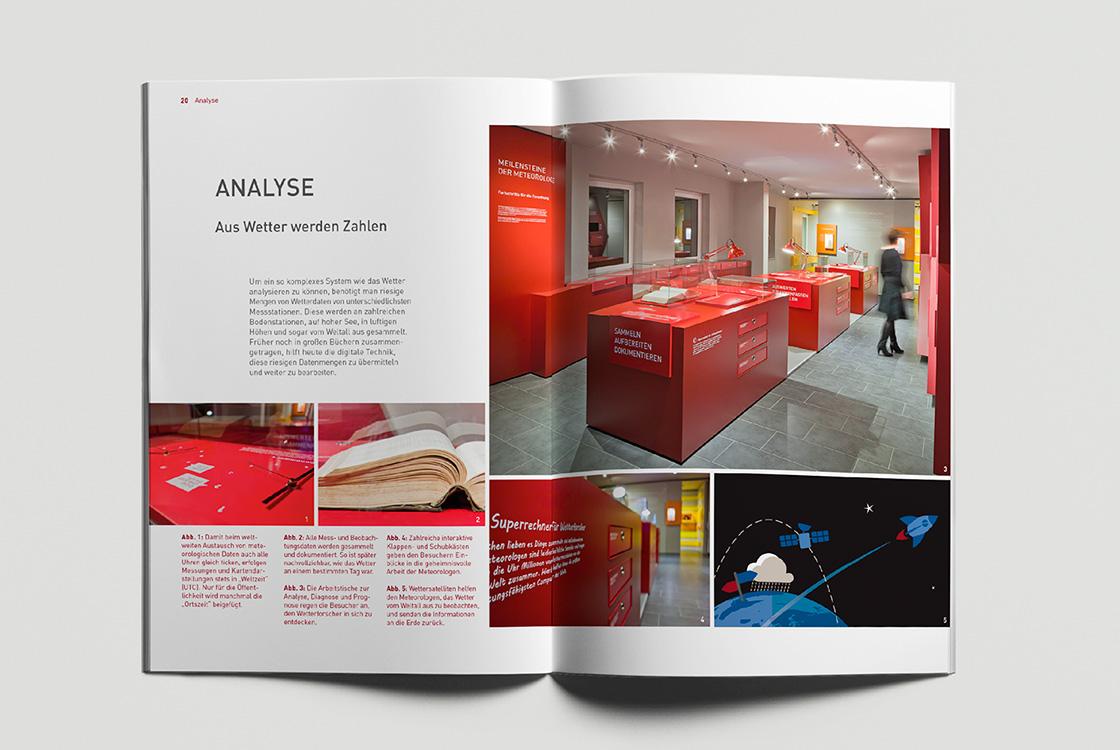 Grafik und Kommunikation: Ausstellungskatalog Wettermuseum Lindenberg 06