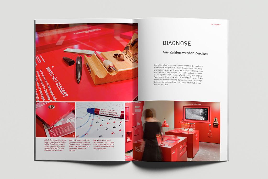 Grafik und Kommunikation: Ausstellungskatalog Wettermuseum Lindenberg 07