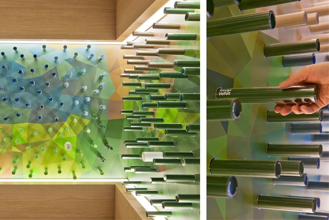 Ausstellungsgestaltung: Es lebe die Vielfalt Gut Herbigshagen
