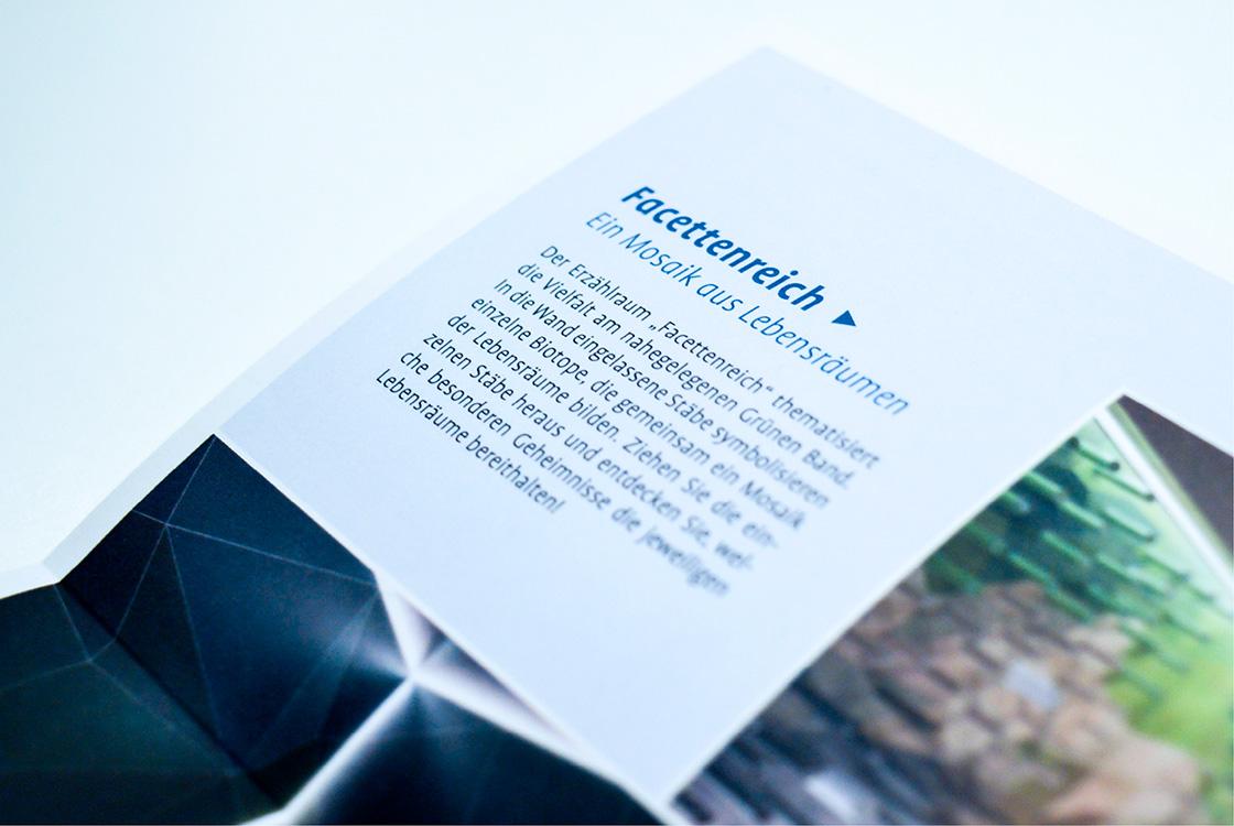 Grafik und Kommunikation: Infoflyer Heinz Sielmann Stiftung Gut Herbigshagen 03