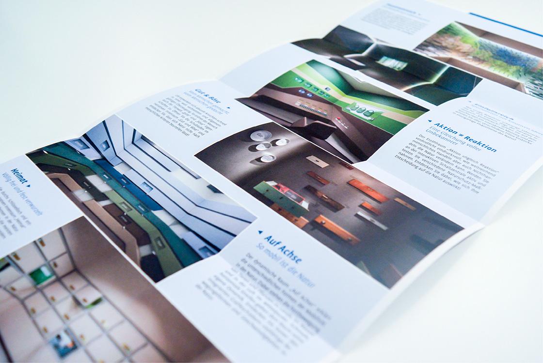 Grafik und Kommunikation: Infoflyer Heinz Sielmann Stiftung Gut Herbigshagen 06