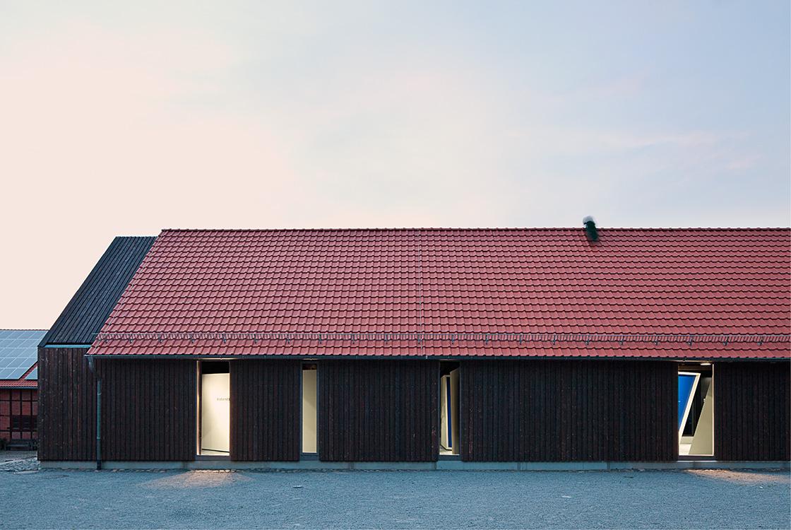 Architektur und Raum: Gut Herbigshagen Heinz Sielmann Stiftung 03
