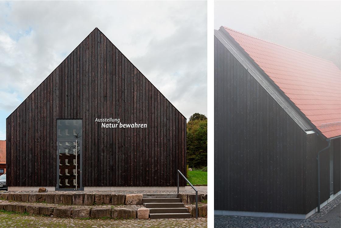 Architektur und Raum: Gut Herbigshagen Heinz Sielmann Stiftung 04