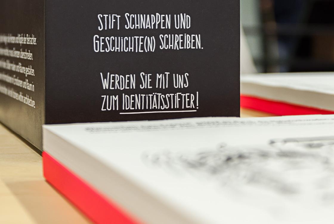 Ausstellungsgestaltung: Expocase 2015 Exponatec Köln 02