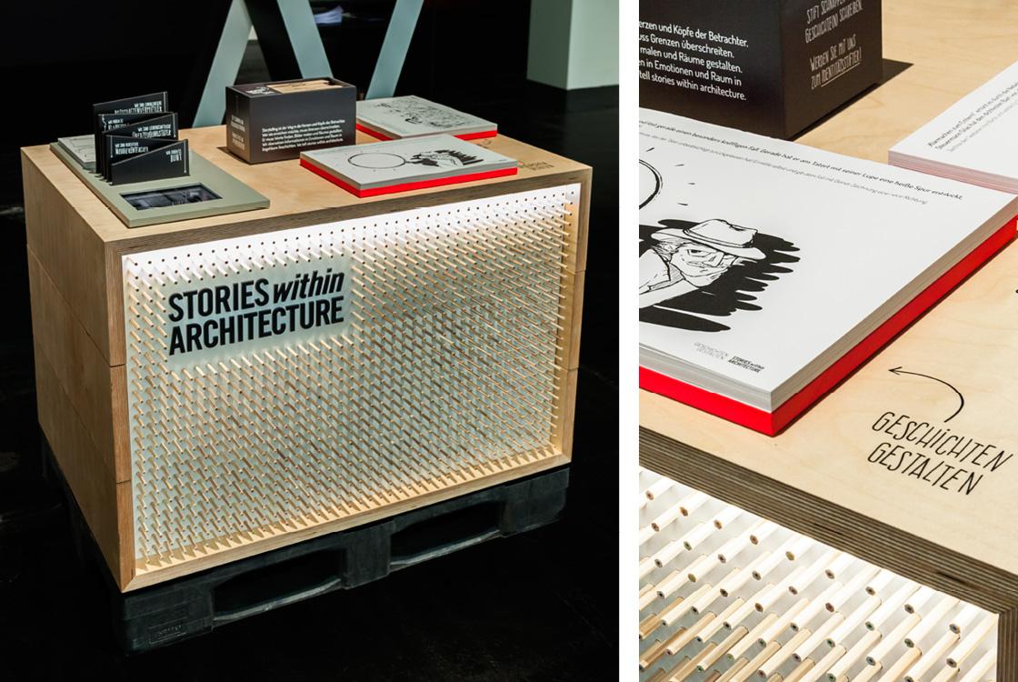 Ausstellungsgestaltung: Expocase 2015 Exponatec Köln 04