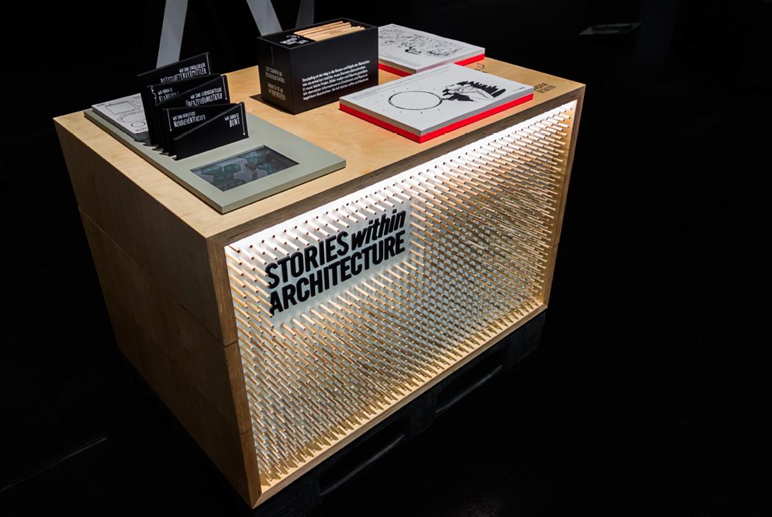 Ausstellungsgestaltung: Expocase 2015 Exponatec Köln 11