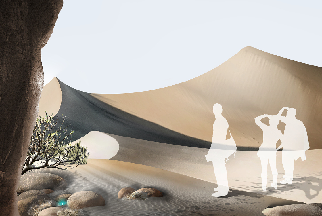Danakil Klimazonenwelt